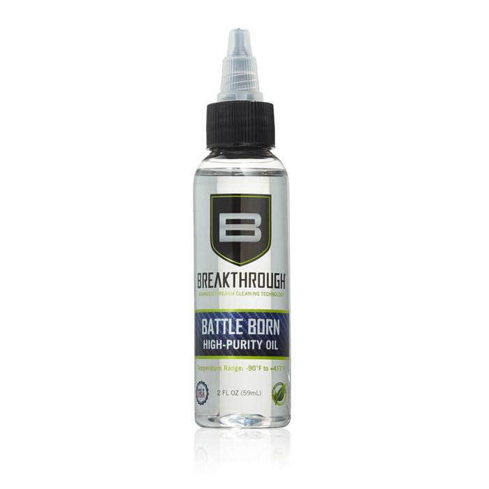 Breakthrough Battle Born High-Purity Oil - 2 oz