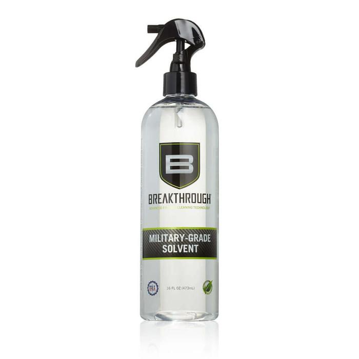 Breakthrough Military-Grade Solvent Spray - 16 oz
