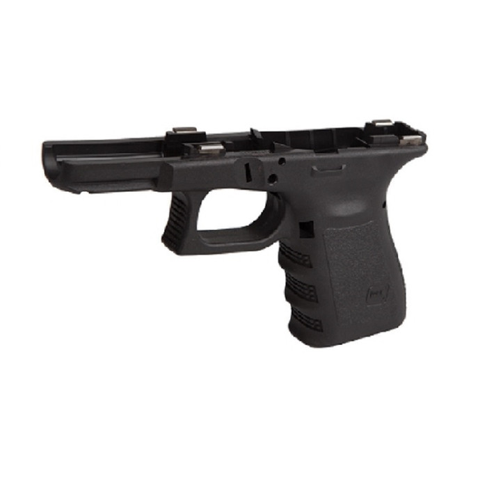 Glock 19/23/32 OEM Stripped Pistol Frame - Gen 3 Black