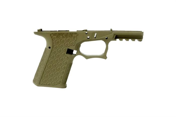 Grid Defense Glock 19/23/32 100% Pistol Frame - Gen 3 FDE - Locking Block Included (FFL REQ.)