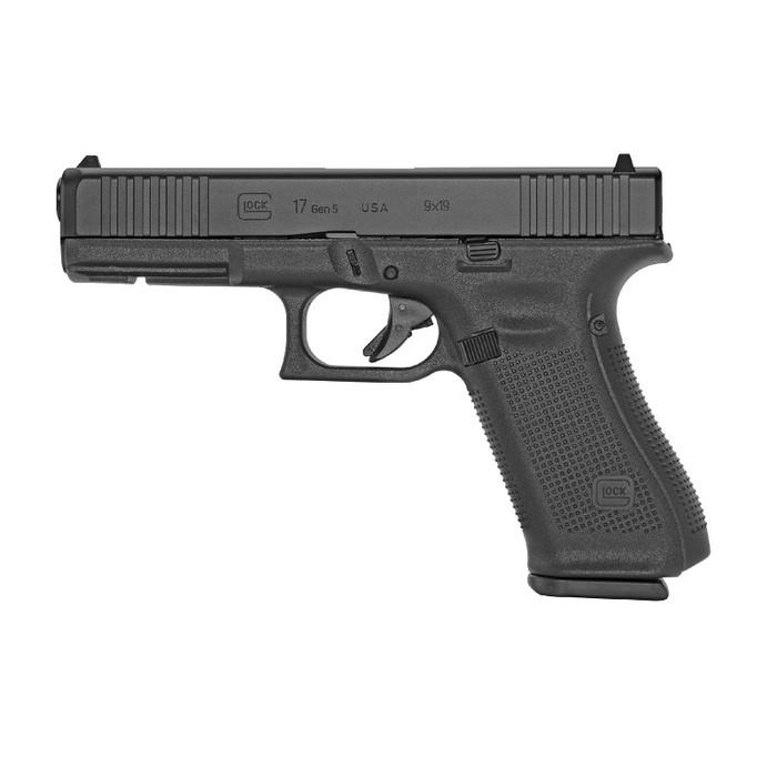 Glock 17 GEN 5 9mm USA - (3) 17 Round Magazines