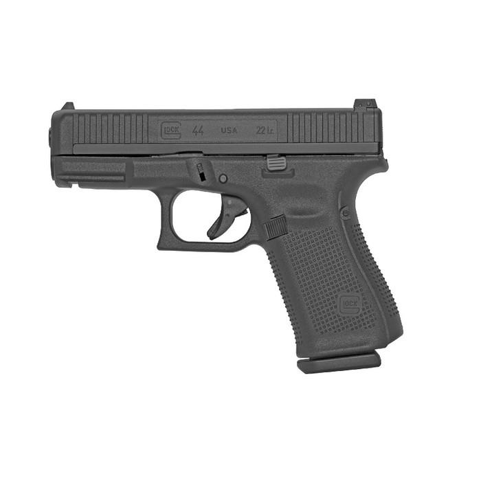 "Glock 44 USA Compact 22LR 4.02"" - (2) 10 Round Magazines"