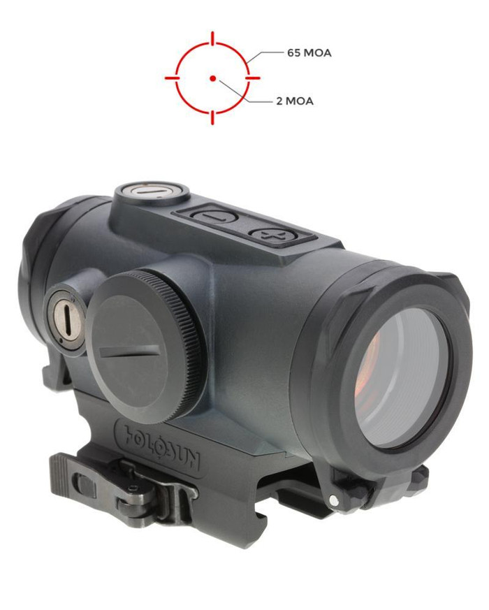 Holosun HE530G-RD Red Dot - 30mm Micro Optic