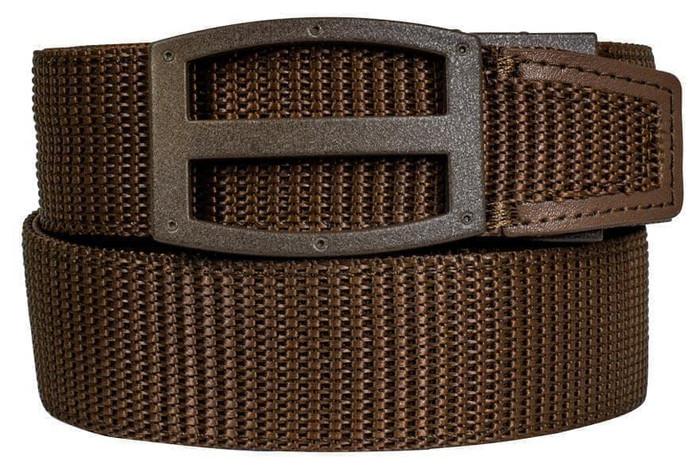 Nexbelt Titan Dark Brown PreciseFit™ EDC Belt