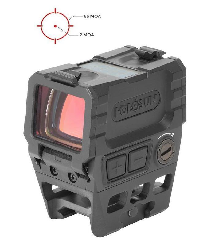 Holosun AEMS-211301 Multi-Reticle Red Dot Enclosed Sight