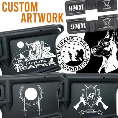 Righttobear.com Custom Artwork Samples