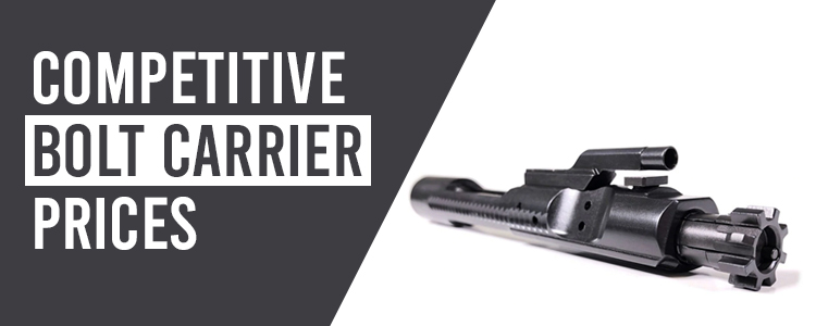 Our program also features competitive BCG wholesale pricing for the top bolt carrier group manufacturers in the industry.