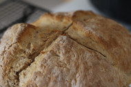 Traditional Irish Soda Bread Recipe (Easy, 4 Ingredients!)