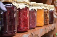 Commercial and Home Canning Food Preservation Ingredients