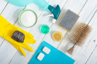 Green Cleaning With Citric Acid
