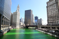 Cities that Dye Their Rivers Green for St. Patrick's Day