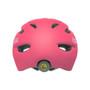 XS Toddler Bike Helmet - PINK purple