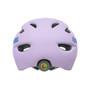 XS Toddler Bike Helmet - LILAC blue