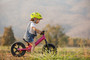 XS Toddler Bike Helmet - GREEN pink