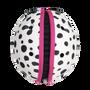Soft Protective Headgear - Dalmation Pink