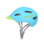 XS Toddler Bike Helmet - BLUE green