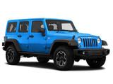 Jeep JKU (4 Dr) 07-'18