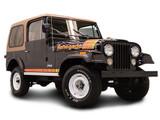 Jeep CJ 76-'86