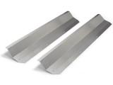 2 pc Filler Plate for GenRight aluminum JK roof