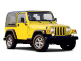Jeep TJ 97-'06