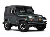 Jeep YJ 87-'95