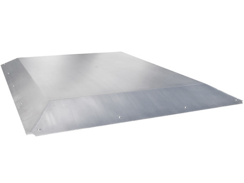 2 Door JK Aluminum Roof for GenRight Roll Cages