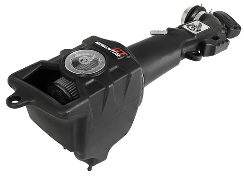 Momentum GT Cold Air Intake System w/Pro DRY S Filter Media ('18-20 Jeep JL/Gladiator V6-3.6L)