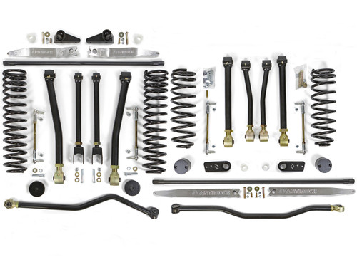 "GenRight 4"" Lift Kit - Jeep Wrangler JL"