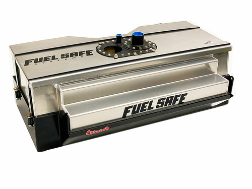 GST-8008 GenRight racing fuel cell with foam filled bladder