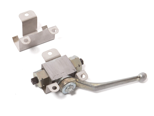This is a Non-electric line lock, parking brake, emergency brake