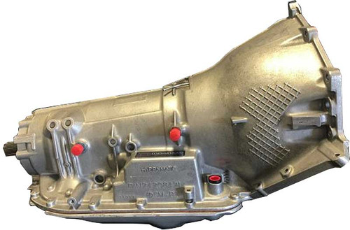 Reverse, full manual 4L80 Transmission with 4 WD case