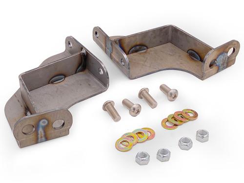 Internal Gusset JT Aluminum Rear Bumper