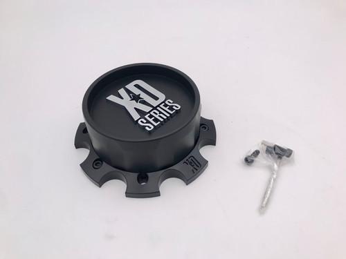 KMC XD wheel hub caps