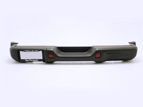 JL Rubicon rear bumper