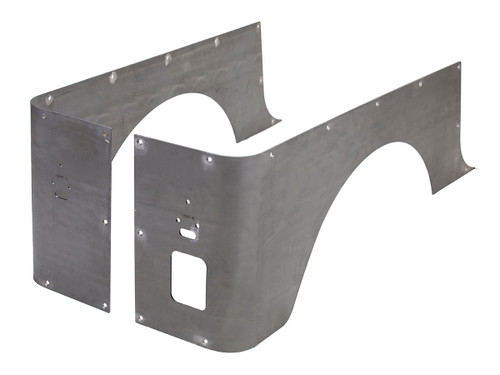 CJ-7 Corner Guard Set (Standard) - Steel