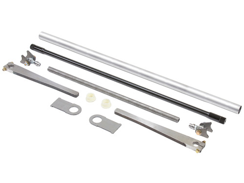GenRight Off Road Rear Sway Bar Kit for the Jeep TJ, LJ or YJ