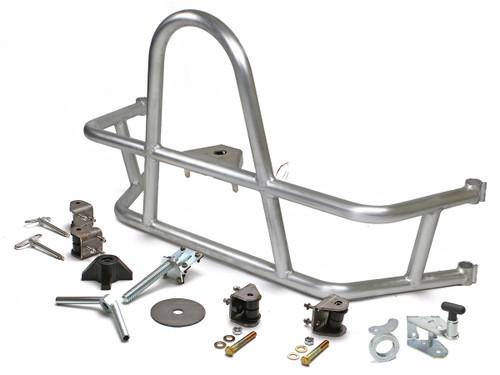 TJ/LJ Swing Out Rear Tire Carrier w/Stop-Lock - Aluminum