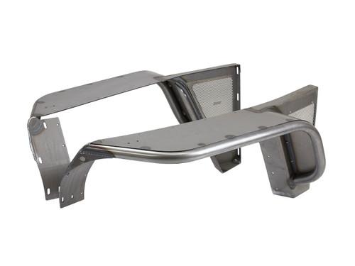 "YJ 6"" Flare Front Fenders - Steel"