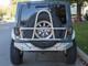 Jeep JK Swing Out Rear Tire Carrier & Bumper Package (Aluminum)