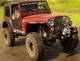 CJ Hi-Fenders painted to match this customers Jeep