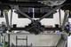 Detail view of GenRight Off Road's Jeep TJ/LJ/YJ/CJ Rear 4-Link Rear Kit w/ Links