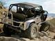 Jeep on the trail with GenRight Off Road's Jeep TJ/LJ/YJ/CJ Rear 4-Link Rear Kit w/ Links