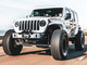 Shown powder coated white and with GenRight stubby Ultra Clearance bumper