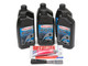 Torco Front AND Rear Diff Fluid Change Kit (75w90 Pictured)