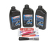 Torco Front or Rear Diff Fluid Change Kit (75w140 Pictured)