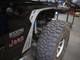 Jeep Wrangler JL Fender Delete Kit Rear View