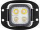 VisionX Duralux Flush Mount Driving Light