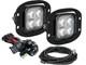 Vision X Duralux Mini Flush Mount LED Reverse Light Kit