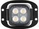 Vision X Duralux Mini Flush Mount LED Reverse Light