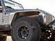 "Jeep TJ/LJ 4"" Flare Front Hi Fenders - Aluminum"